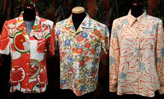 Kula: Aloha Shirts Made from Vintage Silk Kimono