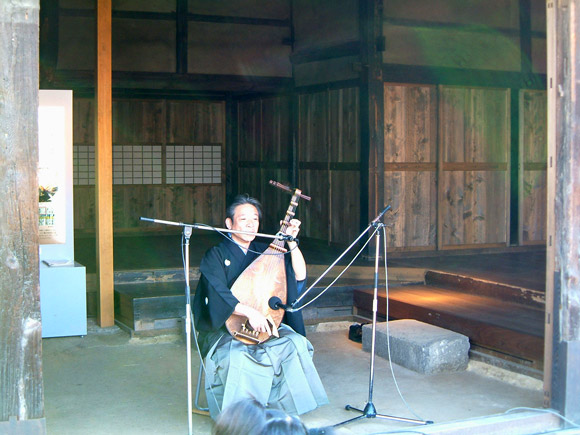 Kyokusei Katayama at Acoustic Cosmos