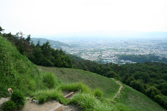 Hiking in Kyoto: Daimonji Yama (Mt. Daimonji)