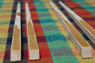 Kyoto Kitayama Sugi 'Meiboku' Hand Carved Chopsticks