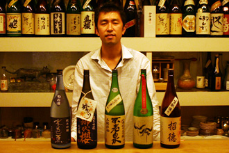 The Taste of Real Sake in Kyoto: Sake Bar Asakura (with Fluent English Service)