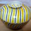 Antique Kyoyaki Ceramic Bowls from Naramachi Antique Store
