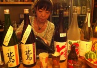 Kyoto Sake Bar: Sake Cafe Hanna (サケ カフェ ハンナ)