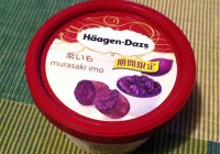 Haagen-Dazs Murasaki Imo Ice Cream