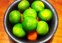 Aomikan Green Tangerine End of Summer 2012