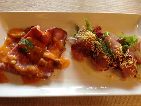 Kyoto Italian Restaurant: La Mano di Marco