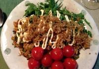 Kimchi Chahan Fried Rice
