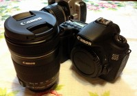 I Got a New Camera! -- Canon EOS-60D