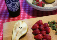 Rebirth of KyotoFoodie: 2015 Article Tease, Fruit and Soy Sauce