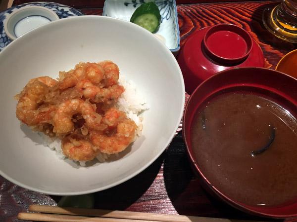 Tokyo Ginza Michelin Two Star Restaurant: Tempura Kondo