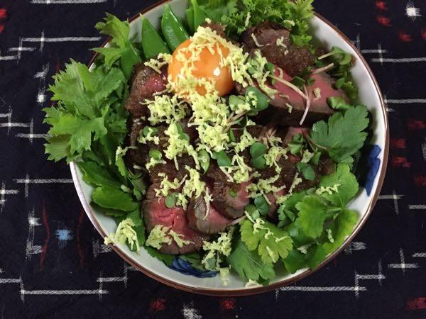 Yuzu Miso Marinated Wagyu Beef Donburi (和牛柚子味噌漬丼)