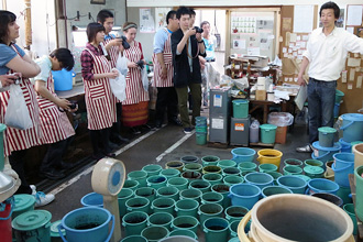Pagong Kyoto Yuzen Dye Experience and Workshop Tour