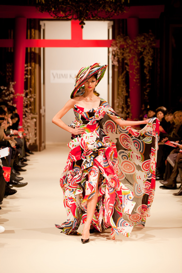 Fashion Shows In Paris Pagong and Paris Collection Ji
